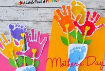Crafts For Mothers Day / Looking for a special craft to make for that special lady in your life? Look no further! This board was made for that reason alone! Check out what we've found. :)
