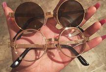 sun glasses / sunny