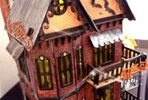 Gothic Dolls House Project / by Diana Evans