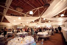 Earle Brown - Carriage Hall A / Event Decor at Earle Brown Heritage Center in Carriage Hall! We Love our Venues!