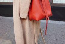 big red bag