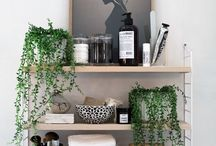 String shelf / String Shelf Inspiration​, Open Shelving Ideas, Styling open Shelves