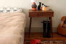 Deco : Bedroom Chambre  / by La petite vie de Ci