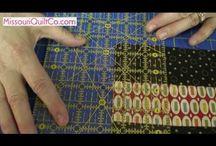 Linda's quilting / Quilting tutorials