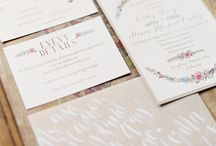 It's All in the Details / Beautiful Wedding Details from I Do! I Do Weddings
