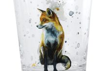 Sarah Stokes / Our brand new collection of appealing accessories featuring artwork by watercolour artist, Sarah Stokes, has a fresh contemporary feel and is perfect for any home, or any gift…