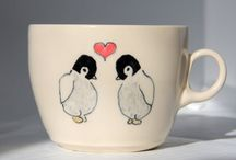Penguin LOVE  / All things penguins, they so damn cute! xx / by Jules Whittemore