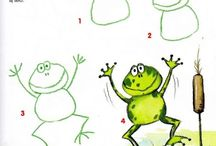 Apprendre à dessiner Learn to draw