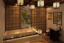 Otel odası japanese