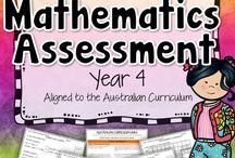 Maths Assessment -Australian Curriculum