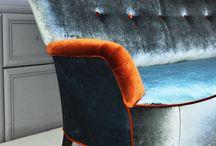 Sofa reupholstering