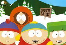 Minden ami South Park / Ez egy tv sorozat amiben négy negyedikes életébe belecsöppenünk és már a 20.évad megy a tv-be!!! :)