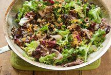 Salads / by Susan Howard