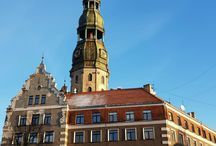 Travel Latvia / #travel #inspiration all over #Latvia #citytrips #roadtrips #sightseeing and more