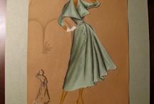 costume illustration / by Tina Hutchison-Thomas