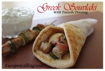 Europe's Calling Greek Recipes / This board specializes in #greekfood #greekrecipes #greece