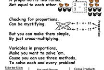 Ratios/Proportions