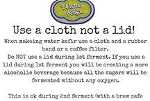 Water Kefir Fermenting Tips!