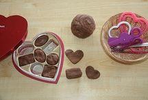 Valentine's Day:  Misc. Ideas / by Bonnie Wolf