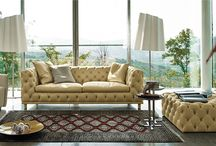 Designer Sofas / Explore the most comprehensive and exclusive assortment of designer sofas, designed by celebrated artists from all over the world.  http://www.idus.in/living/sofa