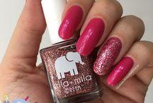Cosmo Pink ella+mila