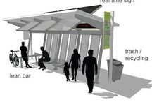 RA - bus stop