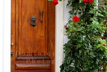 I LOVE Doors and these are my photographs of doors from around the world. / www.dominiquefierro.com Please contact me @ photofierro@aol.com for sales and pricing. I only make a limited amount of Prints.