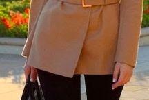 Coats and Jackets I Adore