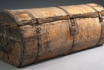 Travel chests 16th and 17th century