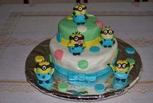 Birthday cake / Fondant birthday cake ideas