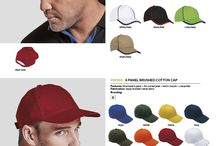 Caps / Caps for promotional gifts