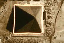 piramide de 8 lados