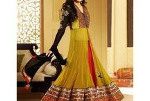 Latest Designer Indian Ethnic Suits / Latest Designs and Cuts to make you look wow.