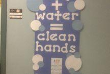 Kids education - handwash day