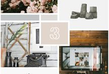 Floral Mountains Branding