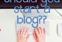 Starting a Website