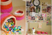 Crafts - Crochet / by Jane Kelly