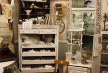 Antique Booth Ideas / by David Sundy