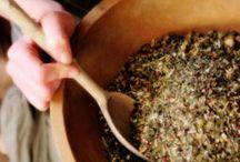 Hierbas y mezclas