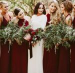 Fall/Winter Wedding Colors