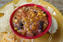 Crock pot meals / by Breanna Sawin