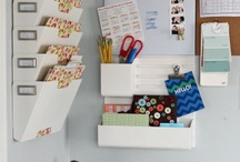 craft room / by Jen Eichorst