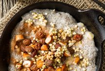 Breakfast Recipes / Breakfast - Healthy Food Recipes - Raw | Vegan | Vegetarian - The Most Important Meal of the Day - Breakfast provides the body and brain with fuel after an overnight fast - that's where its name originates, breaking the fast!  Without breakfast you are effectively running on empty, like trying to start the car with no petrol!