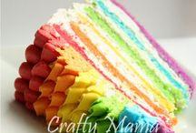 my Rainbow Food board