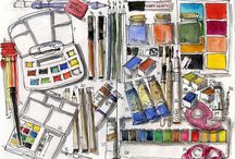 Watercolor in your life