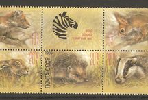 Postzegels (Stamps)