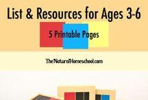 Montessori for my kids
