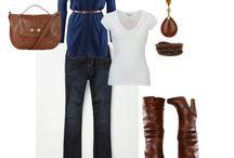 outfits / by Rebecca Smitko-Stone
