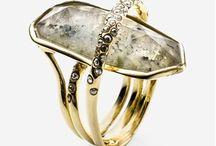 Gioielli / Anelli bracciali e gioielli vintage