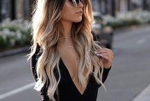 Summer 2018 hair